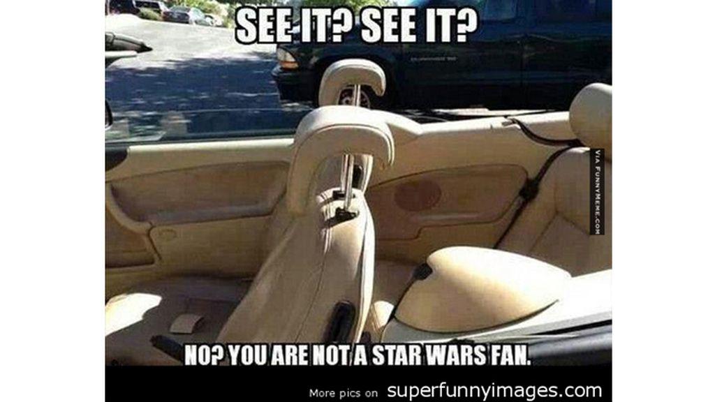 Si no lo ves, no eres fan de 'Star Wars'