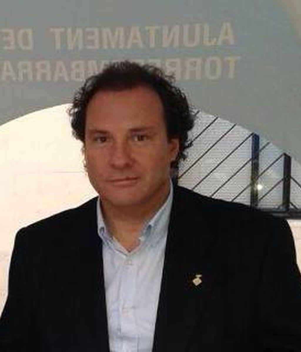 Detenido el alcalde de Torredembarra tras un registro de la Guardia Civil