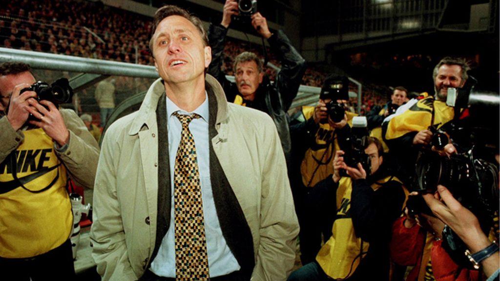 Cruyff, el antídoto contra la quinta del Buitre que terminó siendo leyenda