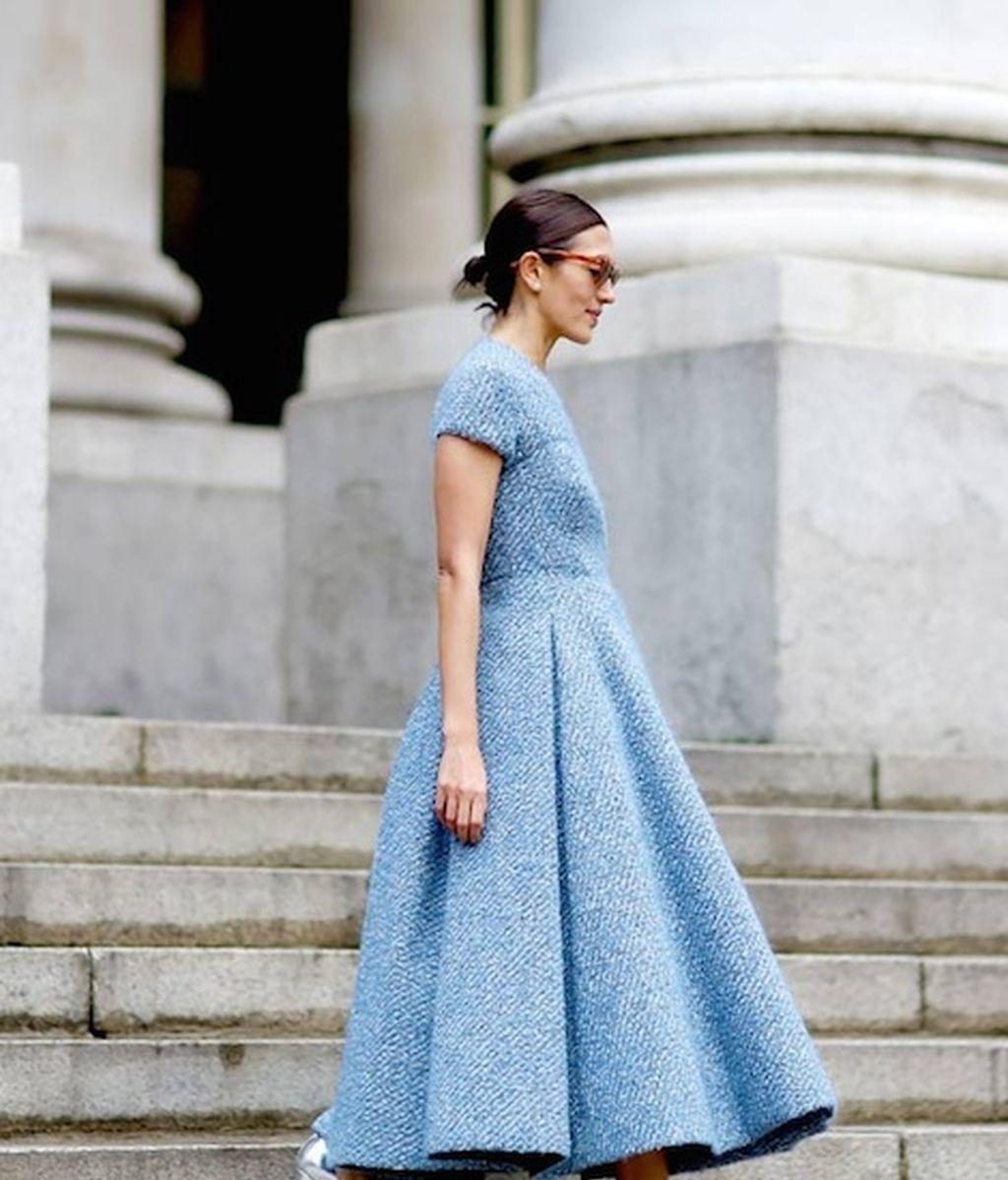 La princesa de la moda.