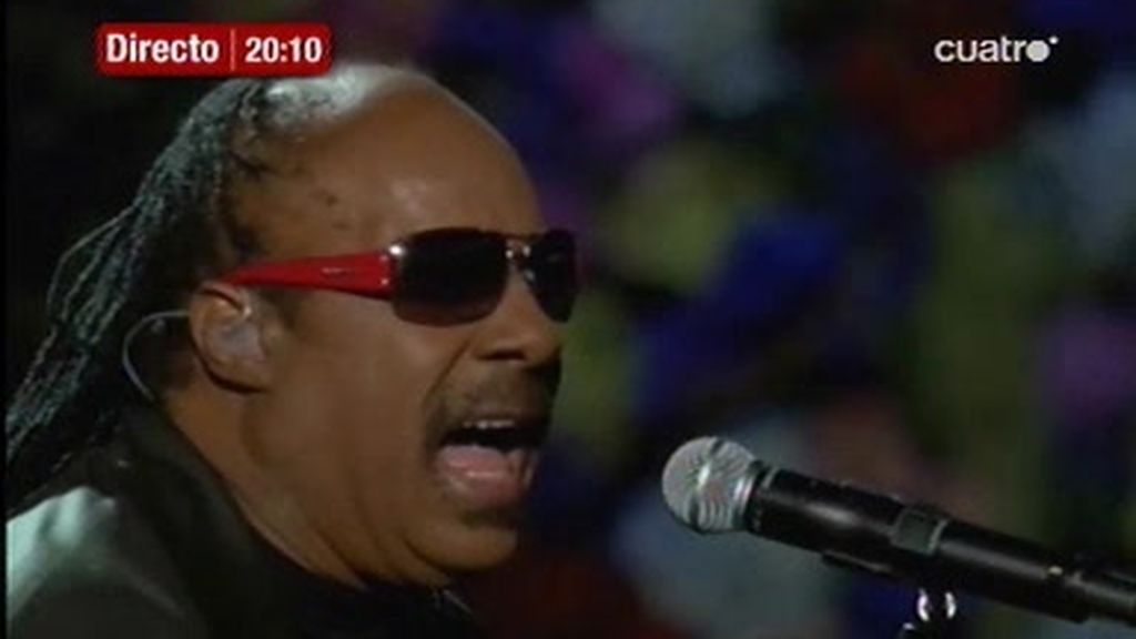 Despedida a Michael Jackson: El homenaje de Stevie Wonder