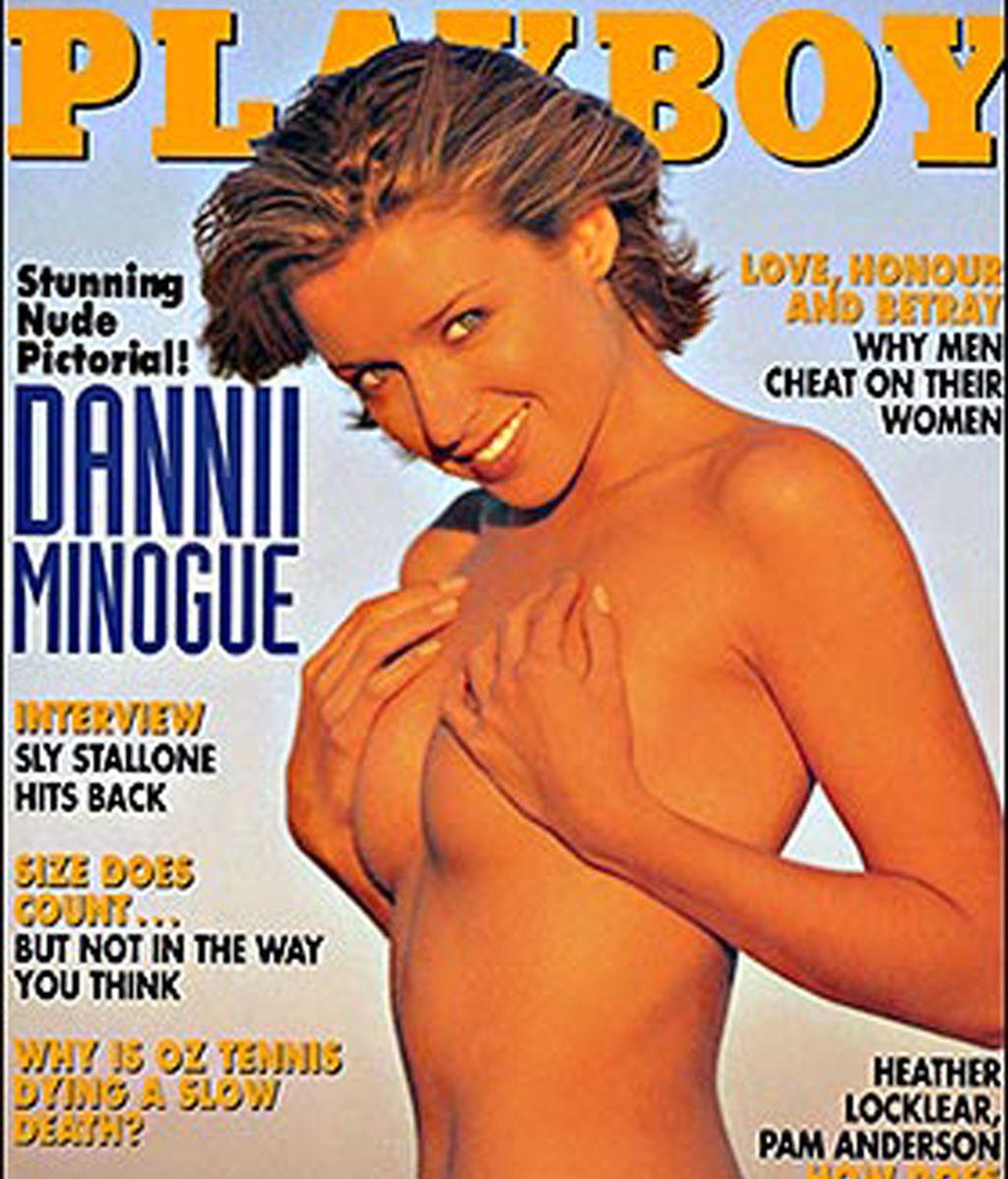 Playboy, la solución de las estrellas en declive