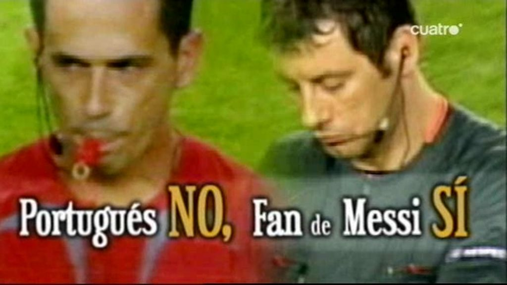 Wolfgang Stark, enamorado de Messi