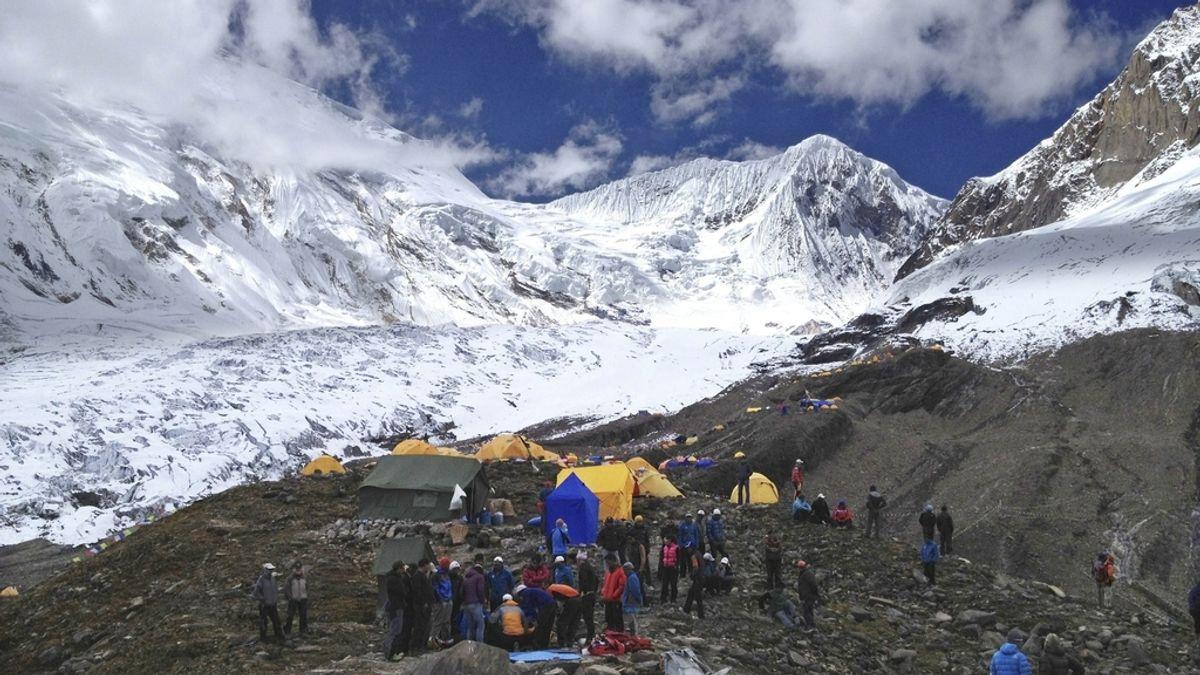 Himalaya. Foto: EFE