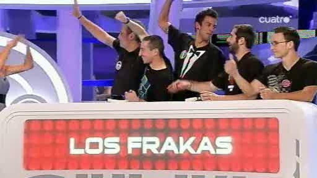 Los 'Frakas' volverán a por los 'RockFest'