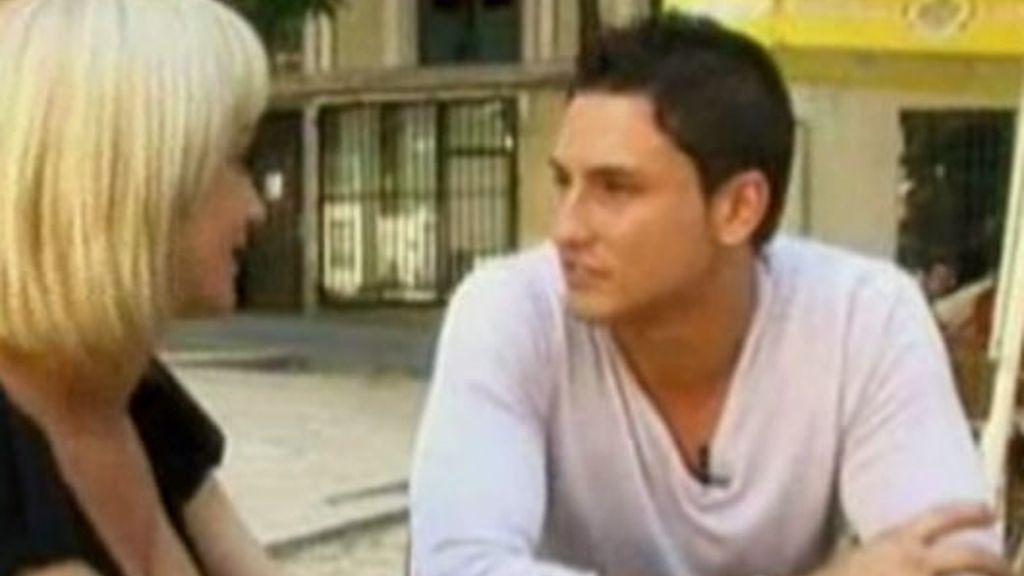 Víctor, dos citas muy arriesgadas con Dodi y Davinia
