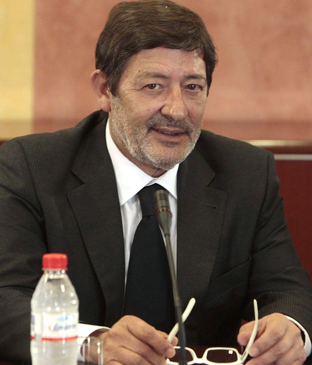 El exdirector general de Trabajo y Seguridad Social de la Consejería de Empleo Francisco Javier Guerrero