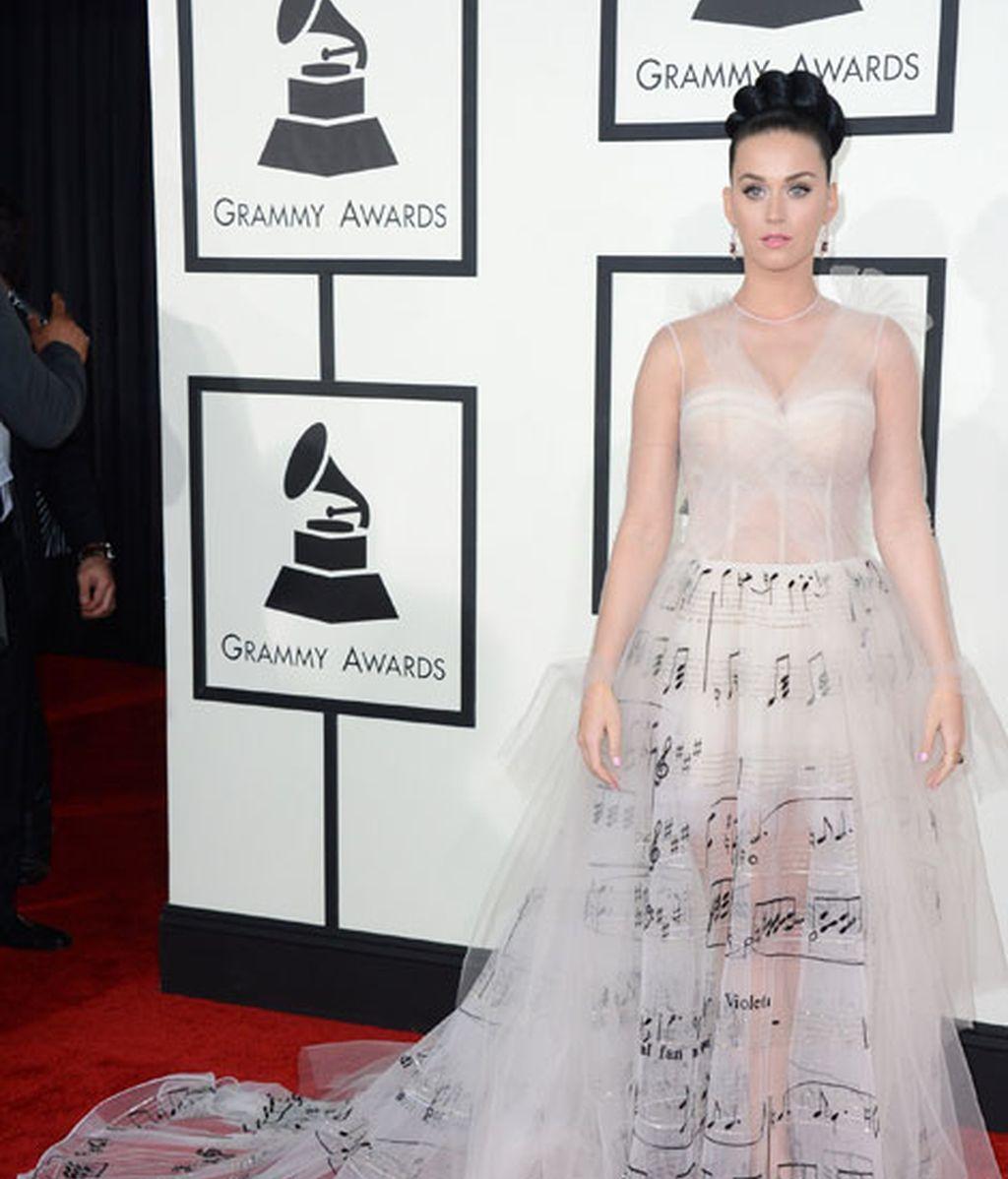 Katy Perry de Valentino Haute Couture