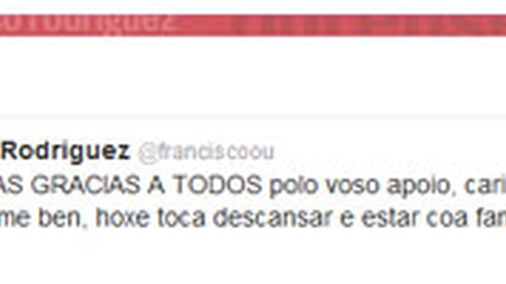 Twitter alcalde de Ourense