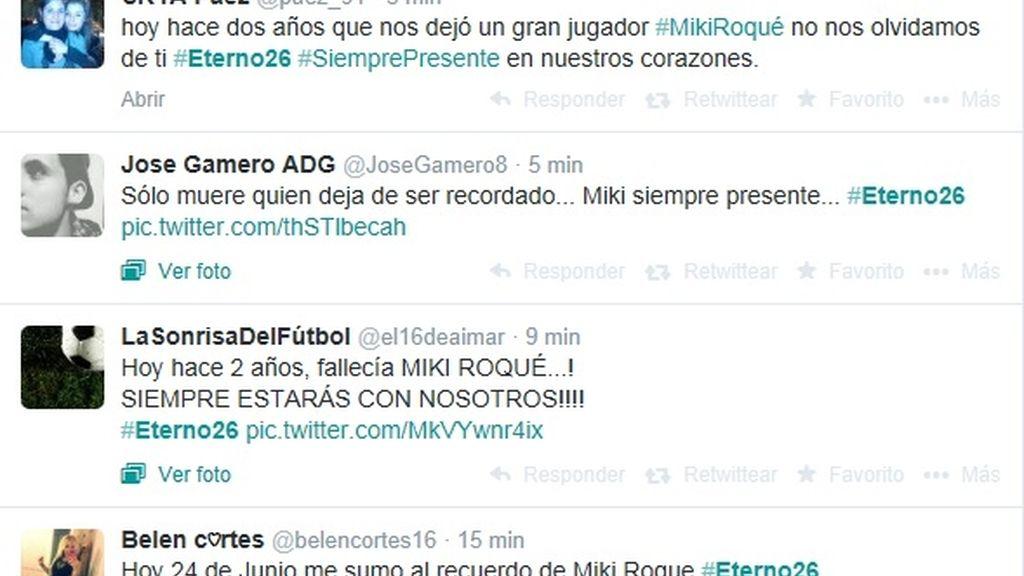 Twitter #Eterno26