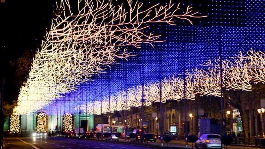 El Planeta enciende las luces de Navidad