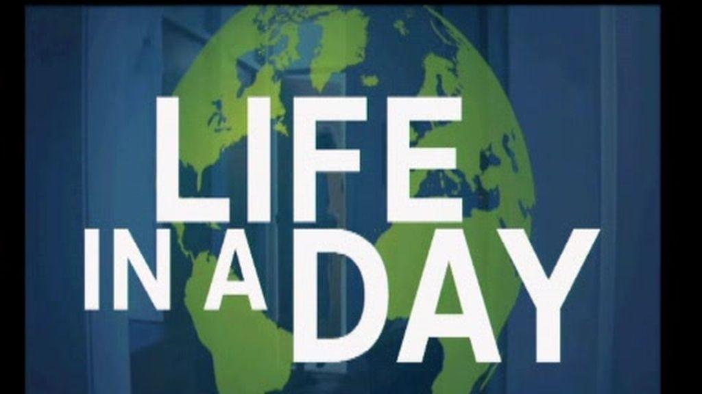 """""""La vida en un día"""", un documental gracias a Youtube"""
