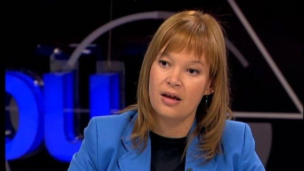 Iñaki Gabilondo entrevista a Leire Pajín