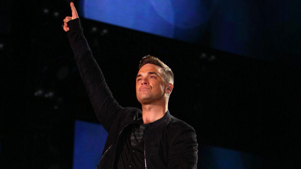 El dueto con el que sueña Robbie Williams