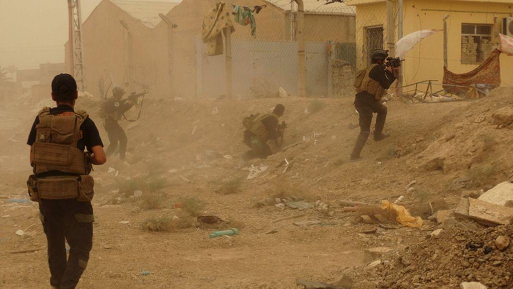 El Estado Islámico entra en la ciudad iraquí de Ramadi
