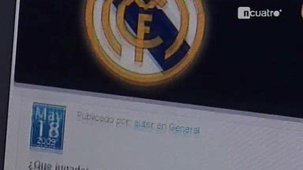 El Real Madrid se rinde a los placeres de Internet