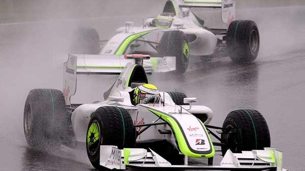 Pilotos de Brawn GP