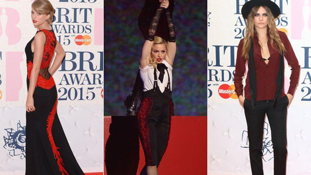 Aciertos y errores: Premios Brit 2015