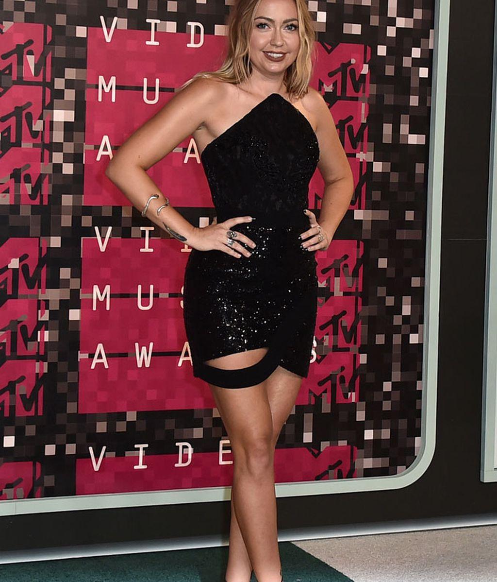 Brandy Cyrus en los premios MTV