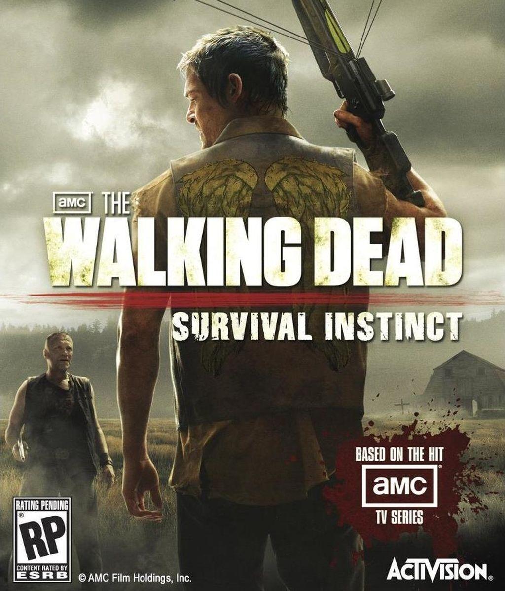 Carátula del videojuego The Walking Dead:Survival Instinct