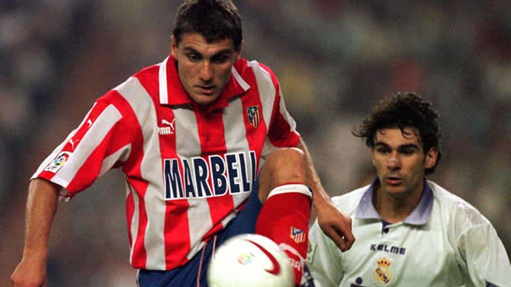 El italiano marcó tantos importantes con el Atleti