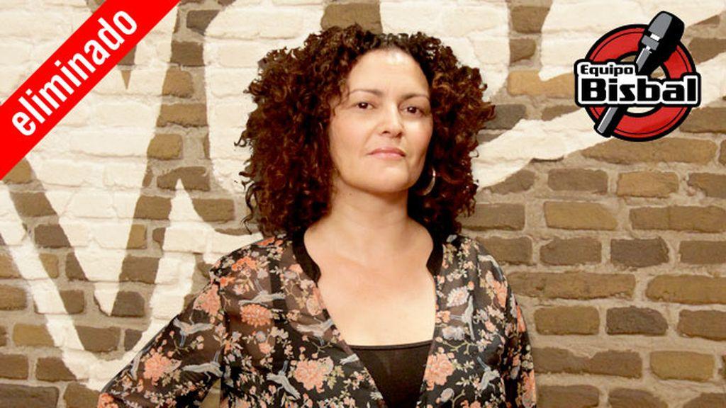 Susana Ruiz, 41 años, equipo Bisbal | Eliminada