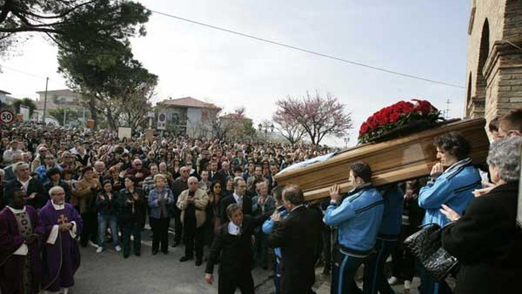 Primeros entierros en Italia