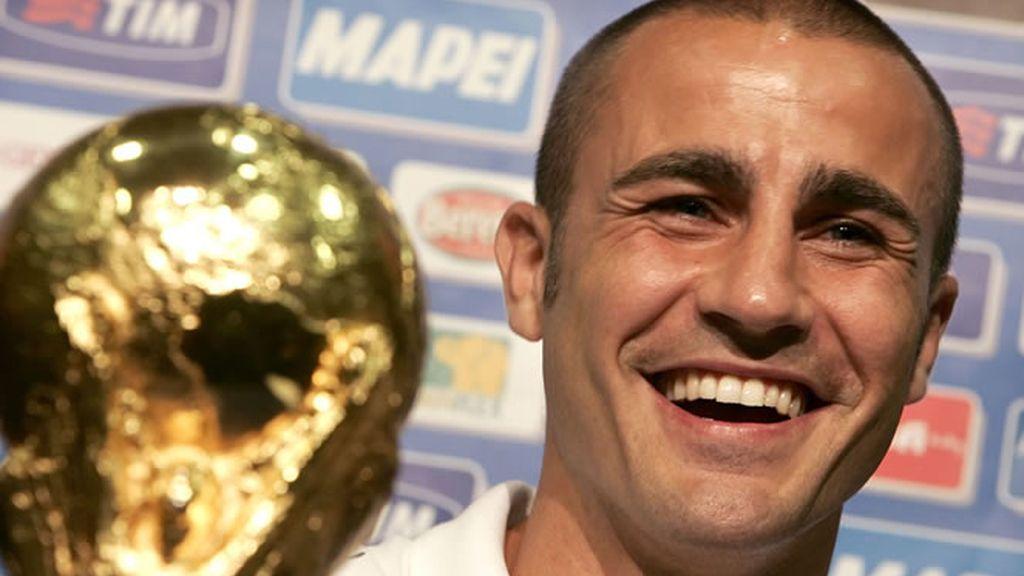 Cannavaro entregará la copa al campeón