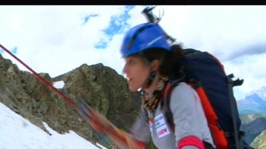 Primeras lecciones de montañismo en los Picos de Europa