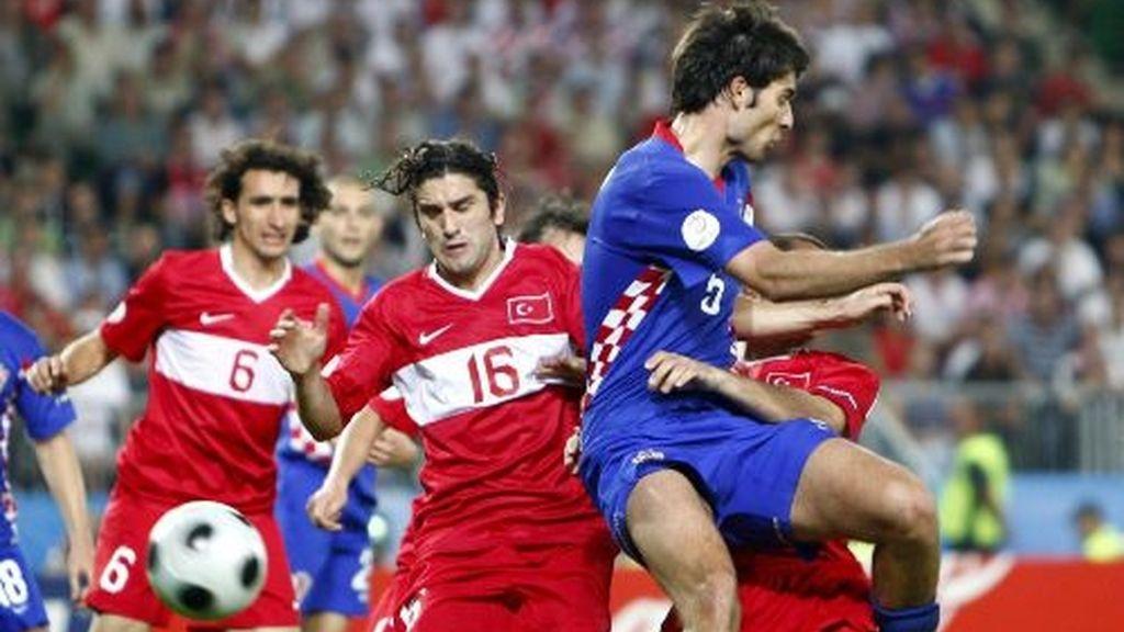 Croacia - Turquía