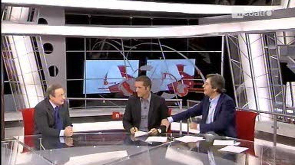 """Entrevista a Florentino Pérez: """"No hablo con los entrenadores"""""""