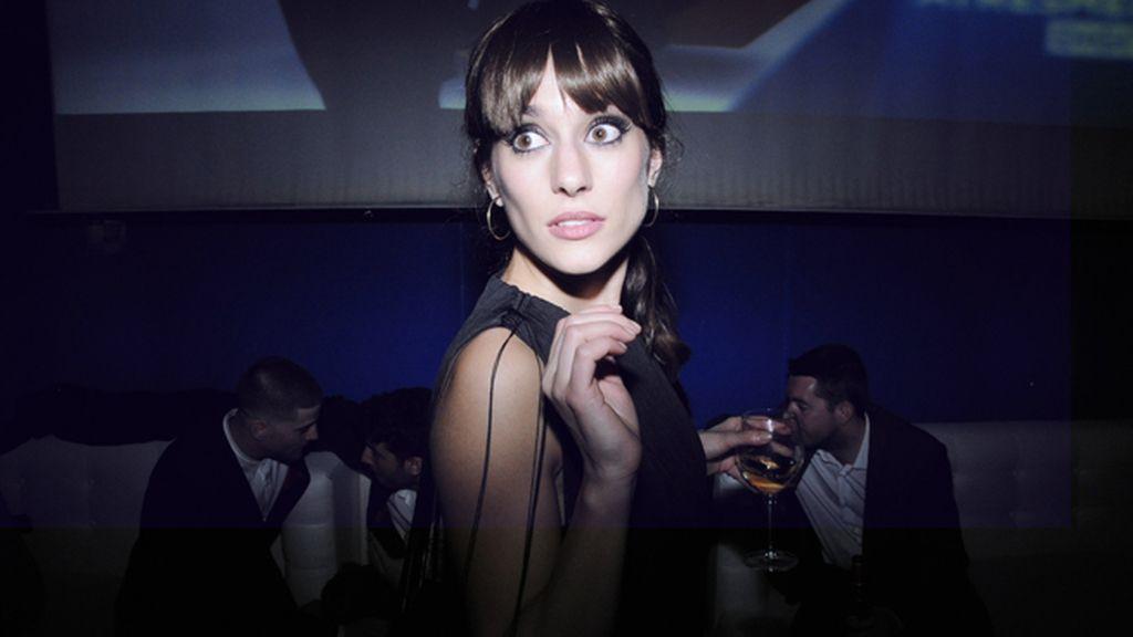 La actriz Silvia Alonso
