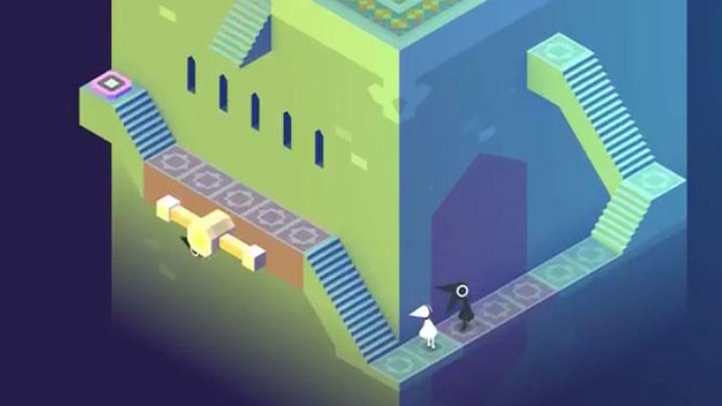 Monument Valley, nominado a mejor juego móvil del año