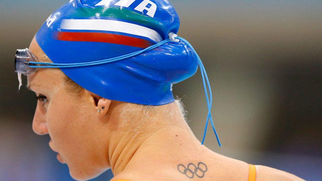 Ilaria Bianchi, nadadora italiana