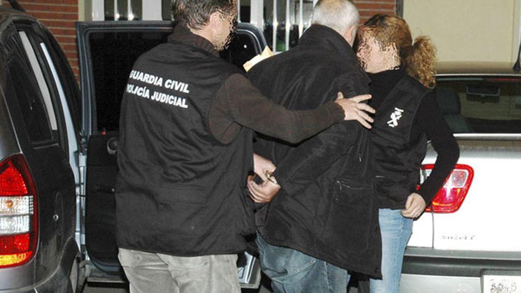 Mafioso detenido en Murcia