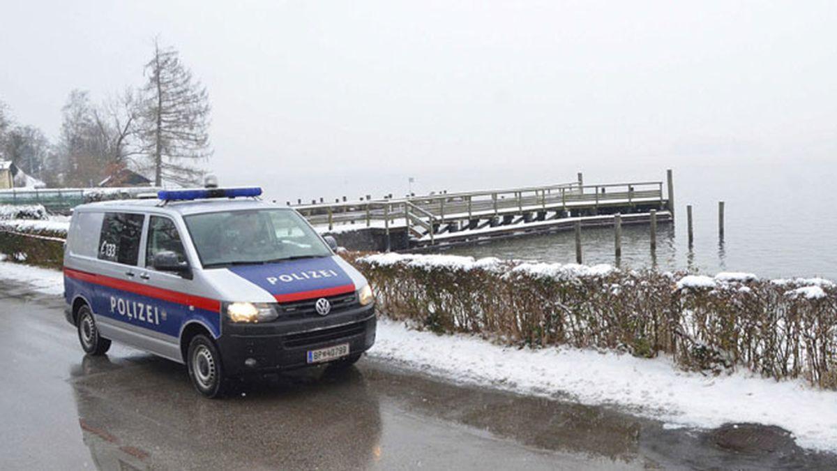 Encuentra una cabeza de mujer y el cadáver de un hombre en un lago en Austria