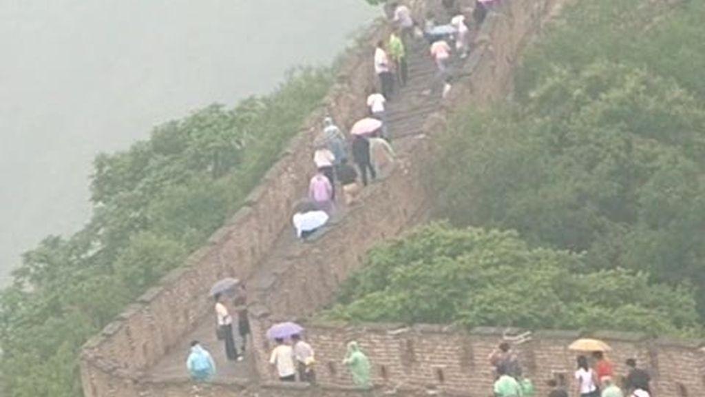 Pekín: La Gran Muralla
