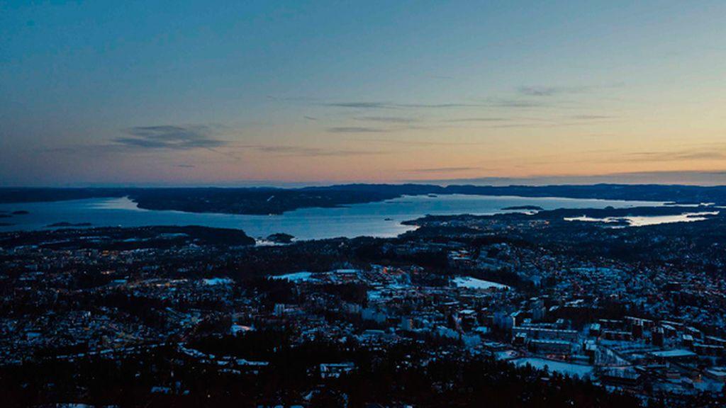 Siguado en Hommenkollen, Noruega