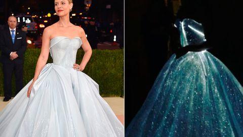 49f37e5a7 Buena idea o delirio? Karlie Kloss y la moda de los vestidos ...