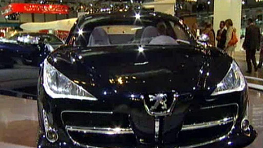 Salón del Automóvil de Madrid 2008