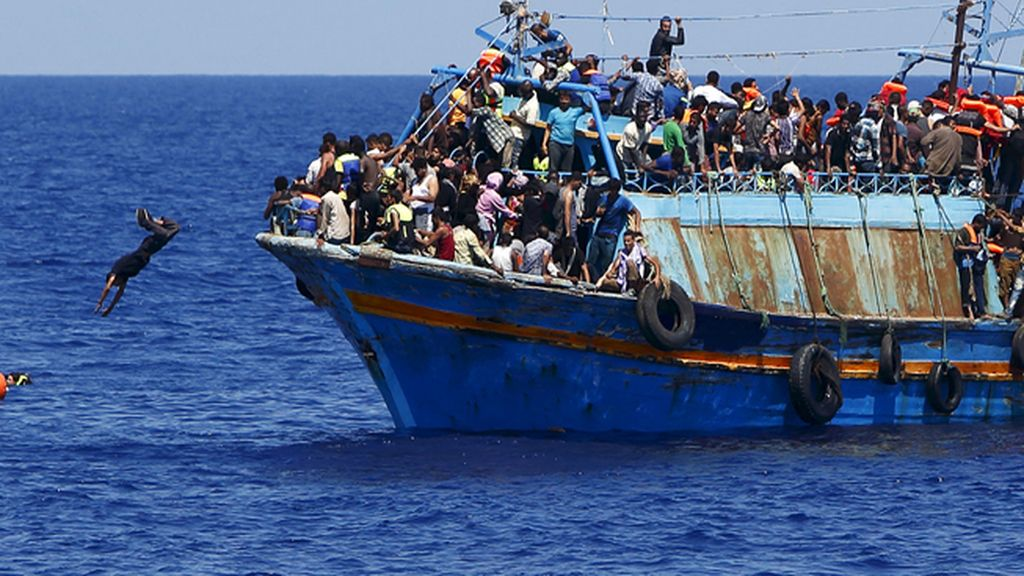Detenidos en Italia ocho de presuntos traficantes por la última tragedia en el Mediterráneo