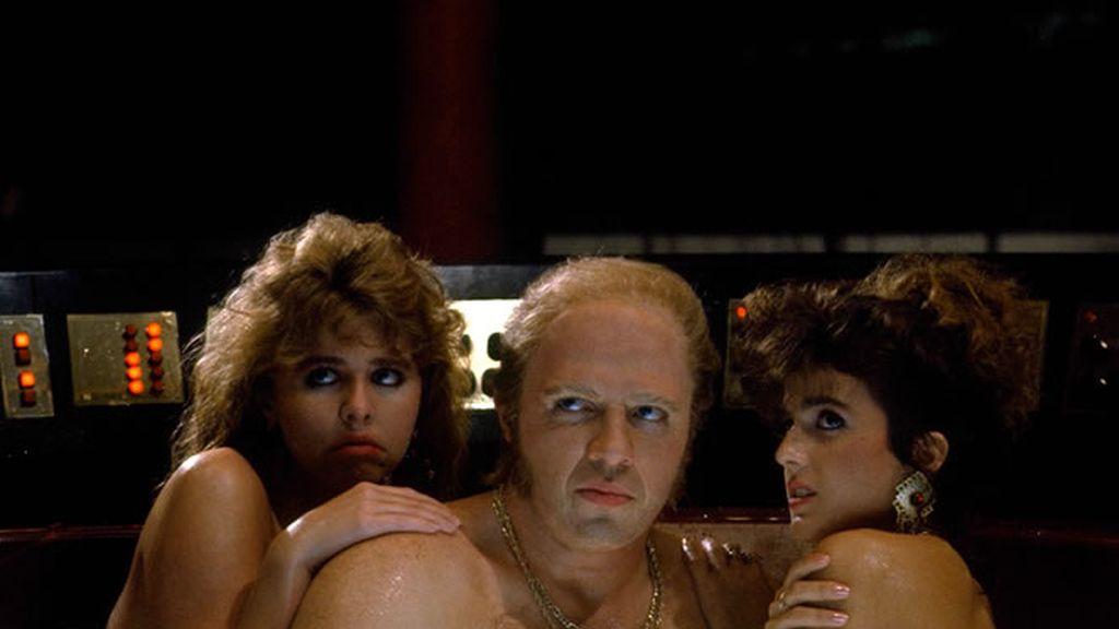 Biff Tannen, el enemigo de los McFly, en Regreso al Futuro II
