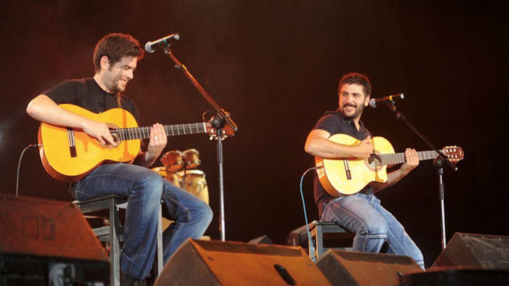 David Bisbal y Chenoa coinciden tras la separación del cantante