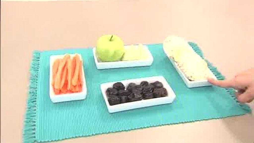 Comer sano para no engordar