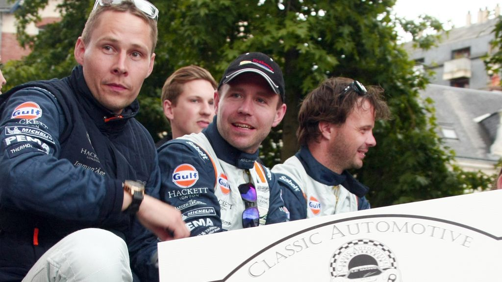 Fallece el piloto danés Allan Simonsen por un accidente en las 24 Horas de Le Mans