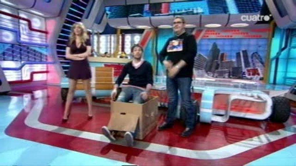 La caja de primera de Dani Martínez