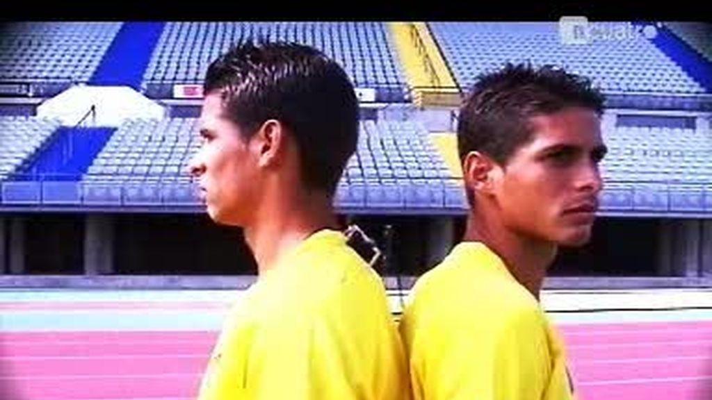 Los gemelos Suárez, ¿quién es quién?