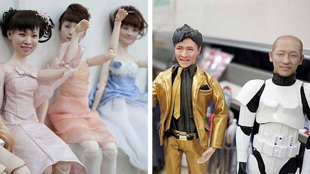 La nueva moda japonesa de inmortalizarse en clones 3D
