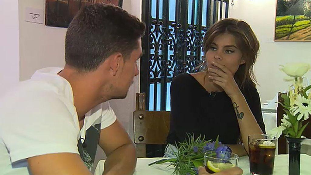 """Triana: """"La única cita que ha merecido la pena, ha sido con Lukas"""""""