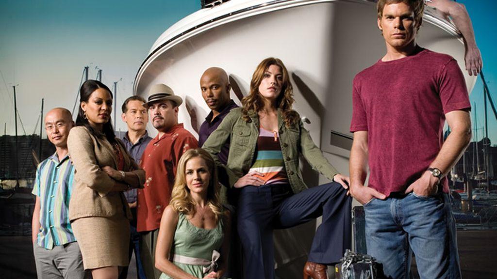 Segunda temporada de Dexter